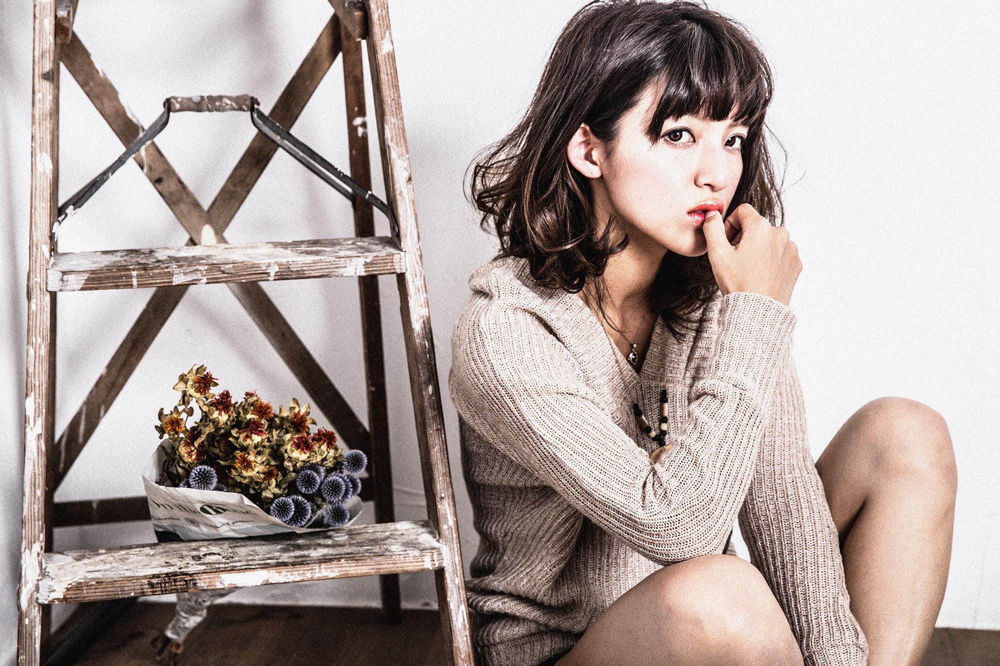 ブリーチなしで作るグラデーションカラー 亀有の美容師木暮のブログ
