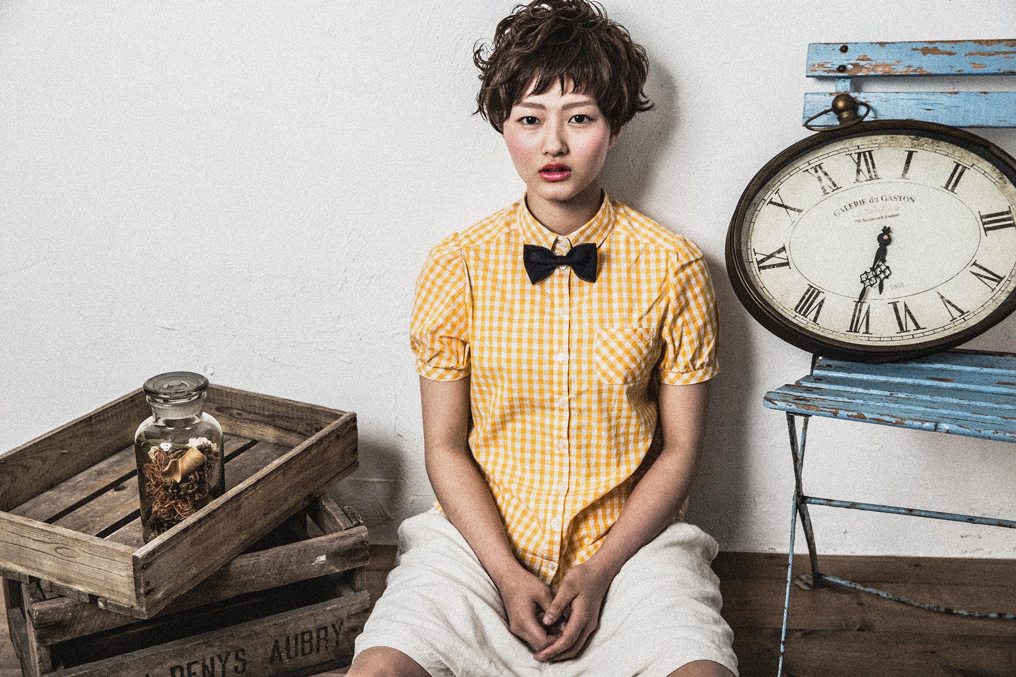 ツーブロックのショートスタイル 亀有美容師木暮のブログ