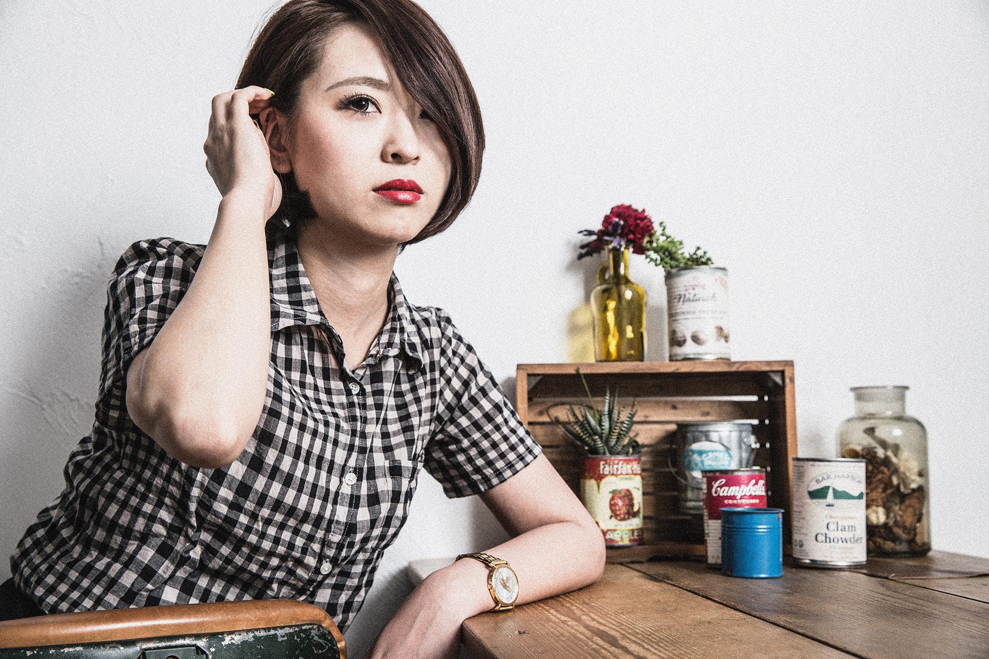 カットラインで勝負のボブスタイル 亀有の美容師木暮のブログ