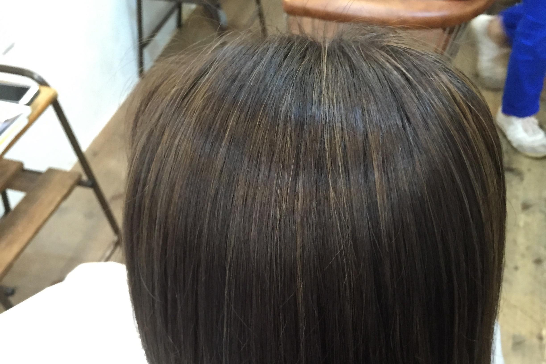 タブルアッシュの外国人風ヘアカラー 亀有の美容師木暮史明のブログ