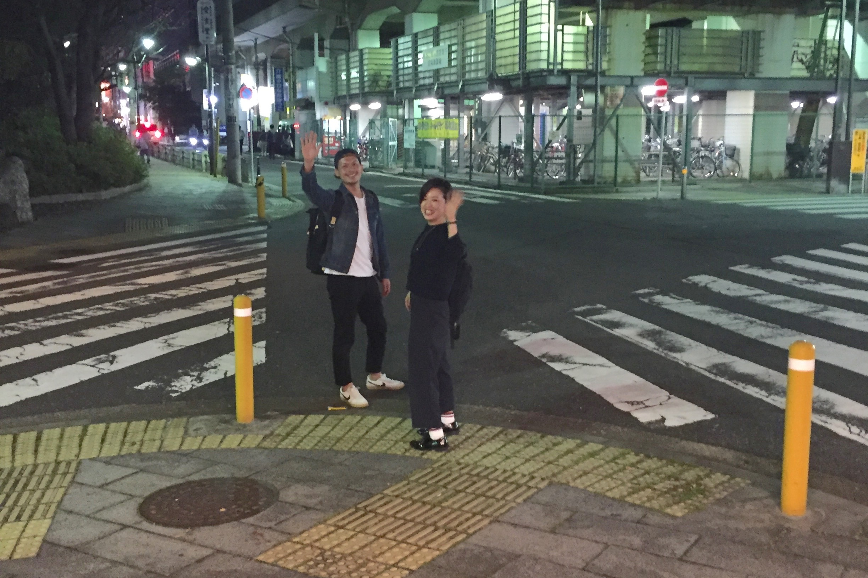 静岡の後輩夫婦がやって来た!亀有の美容室 ラ・シュシュのブログ