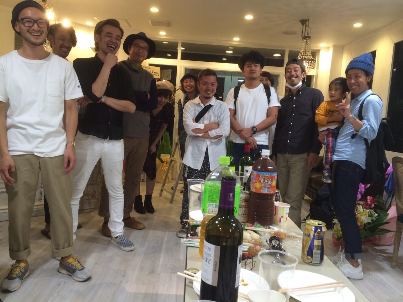 オープンパーティー!亀有の美容室ラ・シュシュのブログ